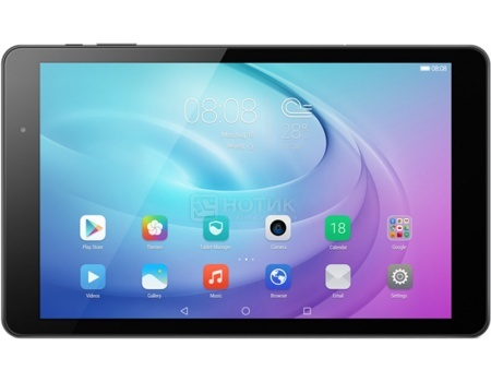 Планшет Huawei MediaPad T2 10.1 LTE (Android 5.1/MSM8939 1500MHz/10.1* 1920x1200/2048Mb/16Gb/4G LTE ) [FDR-A01L Black], арт: 46604 - Huawei