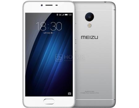 Смартфон Meizu M3s Mini 32Gb Silver (Android 5.1/MT6750 1500MHz/5.0