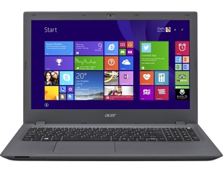 Ноутбук Acer Aspire E5-573-314H (15.6 LED/ Core i3 5005U 2000MHz/ 4096Mb/ HDD 500Gb/ Intel HD Graphics 5500 64Mb) MS Windows 10 Home (64-bit) [NX.MVHER.074]