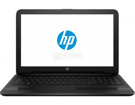 Ноутбук HP 15-ay042ur (15.6 LED/ Pentium Quad Core N3710 1600MHz/ 4096Mb/ SSD / Intel HD Graphics 64Mb) MS Windows 10 Home (64-bit) [X5B95EA]