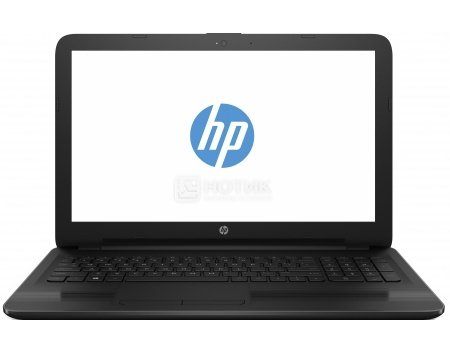 Ноутбук HP 15-ay043ur (15.6 LED/ Pentium Quad Core N3710 1600MHz/ 4096Mb/ SSD / Intel HD Graphics 64Mb) Free DOS [X5B96EA]