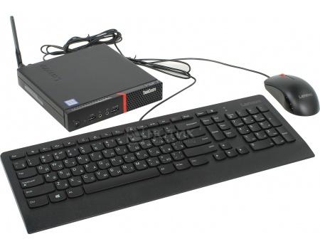 Системный блок Lenovo ThinkCentre M700 Tiny (0.0 / Pentium Dual Core G4400T 2900MHz/ 4096Mb/ SSD 128Gb/ Intel HD Graphics 510 64Mb) Free DOS [10HY003WRU]