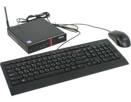 Системный блок Lenovo ThinkCentre M700 Tiny (0.0 / Core i3 6100T 3200MHz/ 4096Mb/ SSD 128Gb/ Intel HD Graphics 530 64Mb) MS Windows 8 Professional (64-bit) [10HY0040RU]
