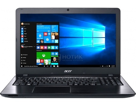 Ноутбук Acer Aspire F5-573G-57K3 (15.6 LED/ Core i5 6200U 2300MHz/ 6144Mb/ HDD 1000Gb/ NVIDIA GeForce® GTX 950M 4096Mb) MS Windows 10 Home (64-bit) [NX.GD6ER.002]