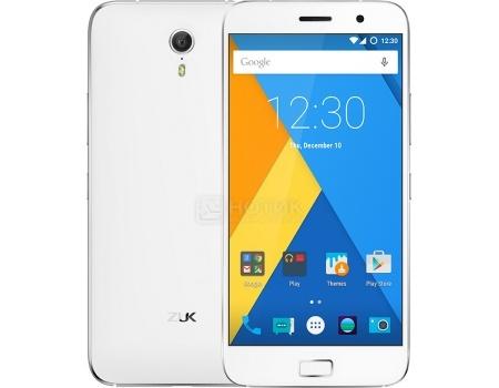 """Смартфон Lenovo ZUK Z1 Z1221 64Gb White (Android 5.1/MSM8974AC 2500MHz/5.5"""" 1920x1080/3072Mb/64Gb/4G LTE ) [PA2E0029RU] от Нотик"""