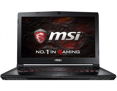 Ноутбук MSI GS43VR 6RE-020RU Phantom Pro (14.0 LED (с широкими углами обзора IPS - level)/ Core i7 6700HQ 2600MHz/ 16384Mb/ HDD+SSD 1000Gb/ NVIDIA GeForce® GTX 1060 6144Mb) MS Windows 10 Home (64-bit) [9S7-14A312-020]