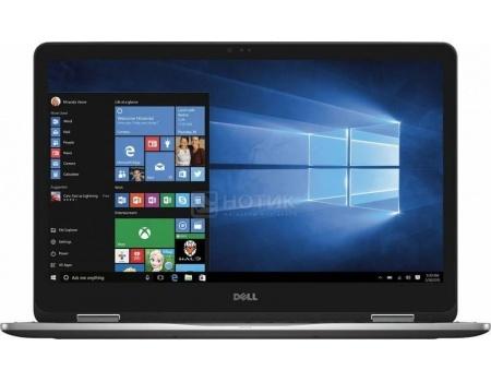 Ноутбук Dell Inspiron 7778 (17.3 IPS (LED)/ Core i7 6500U 2500MHz/ 12288Mb/ HDD 1000Gb/ NVIDIA GeForce GT 940MX 2048Mb) MS Windows 10 Home (64-bit) [7778-5469]