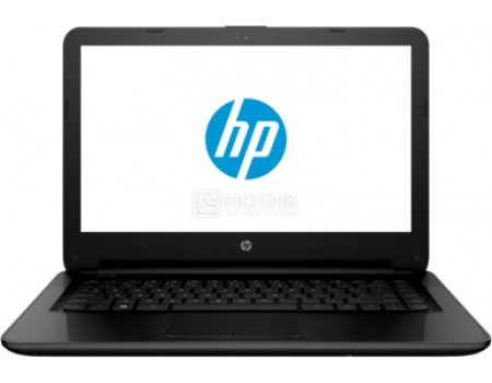 Ноутбук HP 14-am006ur (14.0 LED/ Celeron Dual Core N3060 1600MHz/ 2048Mb/ SSD / Intel HD Graphics 64Mb) MS Windows 10 Home (64-bit) [W7S20EA]