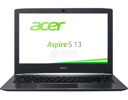 Ультрабук Acer Aspire S5-371-73DE (13.3 IPS (LED)/ Core i7 6500U 2500MHz/ 8192Mb/ SSD 256Gb/ Intel HD Graphics 520 64Mb) Linux OS [NX.GCHER.008]