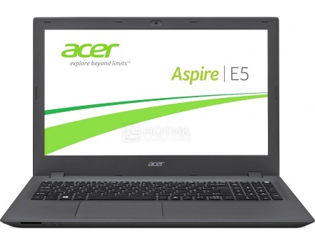 Ноутбук Acer Aspire E5-573G-P3FV (15.6 LED/ Pentium Dual Core 3556U 1700MHz/ 4096Mb/ HDD 500Gb/ NVIDIA GeForce GT 920M 2048Mb) MS Windows 10 Home (64-bit) [NX.MVMER.103]