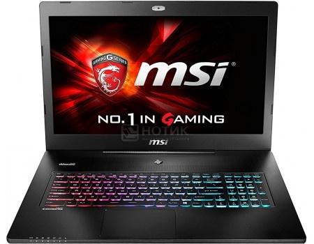 Ноутбук MSI GS72 6QE-435XRU Stealth Pro (17.3 LED (с широкими углами обзора IPS - level)/ Core i5 6300HQ 2300MHz/ 8192Mb/ HDD 1000Gb/ NVIDIA GeForce® GTX 970M 3072Mb) Free DOS [9S7-177514-435]