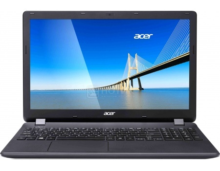 Ноутбук Acer Extensa EX2530-C66Q (15.6 LED/ Celeron Dual Core 2957U 1400MHz/ 4096Mb/ HDD 500Gb/ Intel Intel HD Graphics 64Mb) Linux OS [NX.EFFER.003]