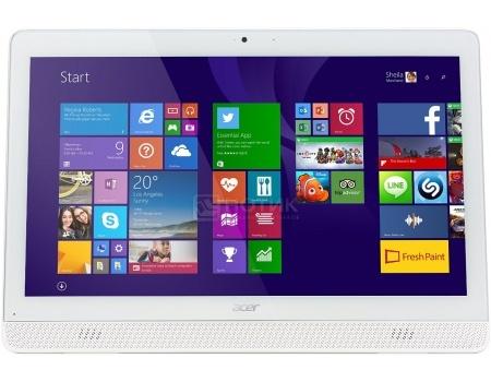 Моноблок Acer Aspire Z1-612 (19.5 LED/ Celeron Dual Core J3060 1600MHz/ 4096Mb/ HDD 500Gb/ Intel HD Graphics 64Mb) Free DOS [DQ.B4GER.008]