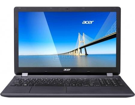 Ноутбук Acer Extensa EX2530-P2Y0 (15.6 LED/ Pentium Dual Core 3556U 1700MHz/ 4096Mb/ HDD 500Gb/ Intel Intel HD Graphics 64Mb) Linux OS [NX.EFFER.002]Acer<br>15.6 Intel Pentium Dual Core 3556U 1700 МГц 4096 Мб DDR3-1600МГц HDD 500 Гб Linux OS, Черный<br>
