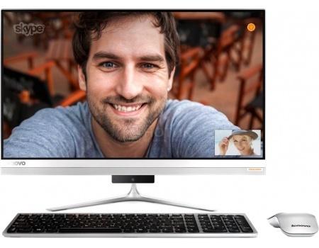 Моноблок Lenovo IdeaCentre 510S-23 (23.0 IPS (LED)/ Core i5 6200U 2300MHz/ 8192Mb/ HDD+SSD 1000Gb/ NVIDIA GeForce GT 930A 2048Mb) MS Windows 10 Home (64-bit) [F0C3002XRK]