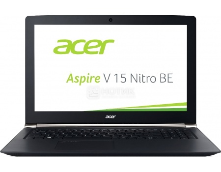 Ноутбук Acer Aspire Nitro V15 VN7-592G-73PD (15.6 LED/ Core i7 6700HQ 2600MHz/ 16384Mb/ HDD+SSD 1000Gb/ NVIDIA GeForce® GTX 960M 4096Mb) MS Windows 10 Home (64-bit) [NH.G7RER.001]