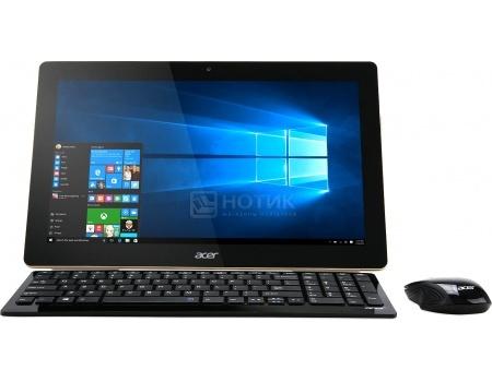Моноблок Acer Aspire Z3-700 (17.3 IPS (LED)/ Pentium Quad Core J3710 1600MHz/ 4096Mb/ HDD 500Gb/ Intel HD Graphics 405 64Mb) MS Windows 10 Home (64-bit) [DQ.B5QER.001]