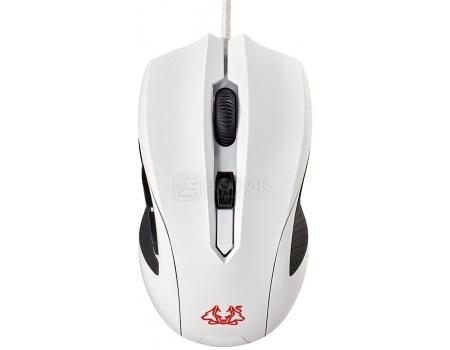 Мышь проводная Asus Cerberus Arctic, 2500dpi, USB , Белый 90YH00W1-BAUA00