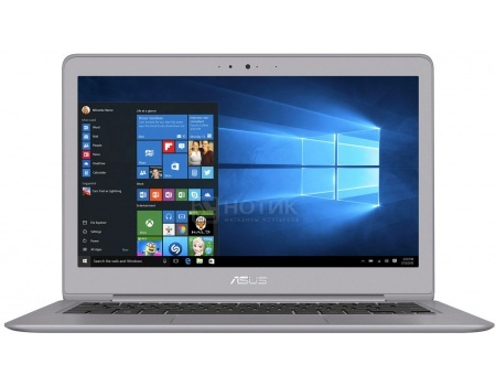 Ультрабук ASUS Zenbook UX330UA (13.3 IPS (LED)/ Core i7 6500U 2500MHz/ 8192Mb/ SSD 512Gb/ Intel HD Graphics 520 64Mb) MS Windows 10 Home (64-bit) [90NB0CW1-M01930]