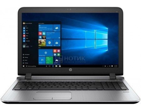 Ноутбук HP Probook 450 G3 (15.6 LED/ Core i5 6200U 2300MHz/ 4096Mb/ SSD 128Gb/ Intel HD Graphics 520 64Mb) MS Windows 7 Professional (64-bit) [W4P25EA]
