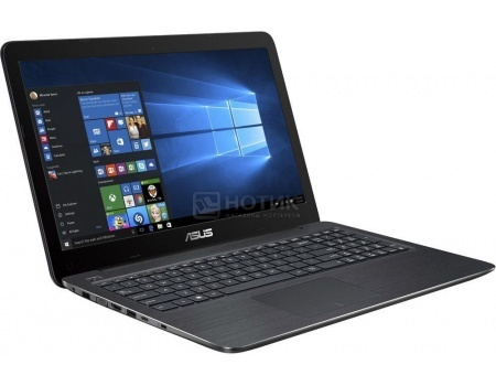 Ноутбук Asus K556UQ (15.6 LED/ Core i5 6200U 2300MHz/ 4096Mb/ HDD 1000Gb/ NVIDIA GeForce GT 940MX 2048Mb) MS Windows 10 Home (64-bit) [90NB0BH1-M05410]