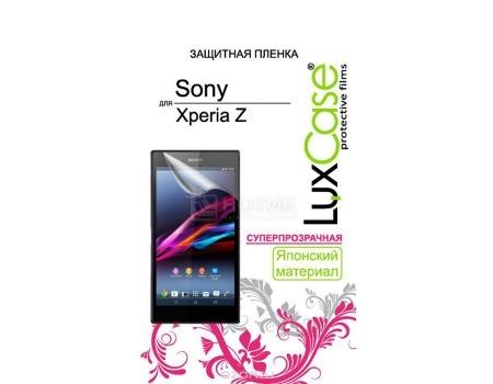 Защитная пленка LuxCase для Sony Xperia Z5 Premium Суперпрозрачная 154х75 мм 81136