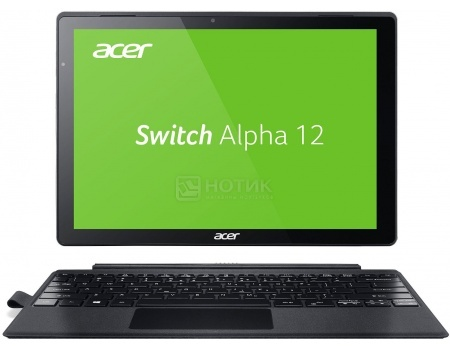 Планшет Acer Aspire Switch Alpha 12 Dock (MS Windows 10 Home (64-bit)/i7-6500U 2500MHz/12.0