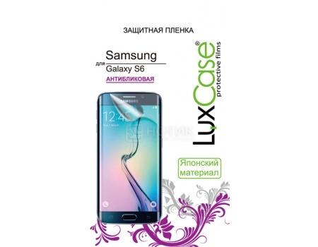 Защитная пленка LuxCase для Samsung Galaxy S6 Антибликовая 81401