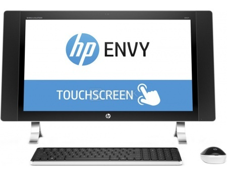 Моноблок HP Envy 24-n250ur (23.8 LED/ Core i5 6400T 2200MHz/ 8192Mb/ HDD 1000Gb/ AMD Radeon R7 A365 4096Mb) MS Windows 10 Home (64-bit) [X0Z76EA]