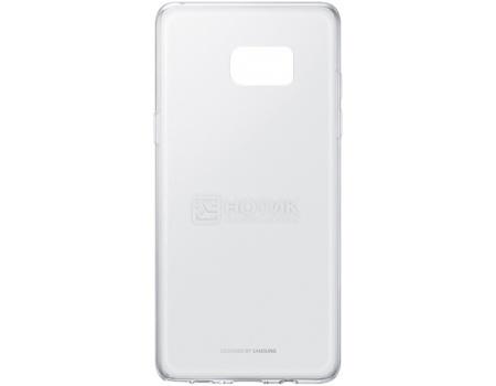 Чехол-накладка Samsung Clear Cover для Samsung Galaxy Note 7, Поликарбонат, Прозрачный EF-QN930TTEGRU