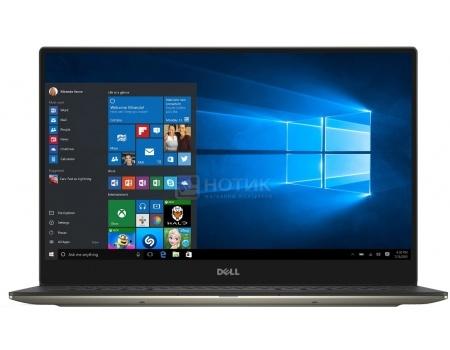 Ультрабук Dell XPS 13 Ultrabook (13.3 IPS (LED)/ Core i7 6560U 2200MHz/ 8192Mb/ SSD 256Gb/ Intel Iris Graphics 540 64Mb) MS Windows 10 Home (64-bit) [9350-5483]