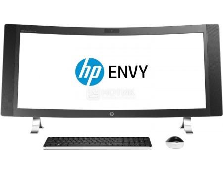 Моноблок HP Envy Curved 34-a090ur (34.0 IPS (LED)/ Core i7 6700T 2800MHz/ 8192Mb/ SSD 256Gb/ NVIDIA GeForce® GTX 960A 2048Mb) MS Windows 10 Professional (64-bit) [V7Q63EA]