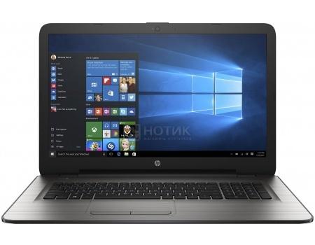 Ноутбук HP Pavilion 17-y019ur (17.3 LED/ E-Series E2-7110 1800MHz/ 4096Mb/ SSD 128Gb/ AMD Radeon R2 series 64Mb) MS Windows 10 Home (64-bit) [X7G76EA]