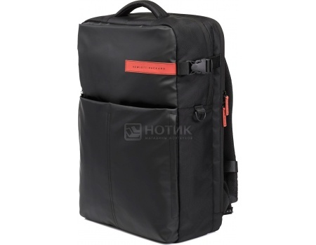 Рюкзак 17.3 HP Omen Backpack, K5Q03AA , Полиэстер, Черный