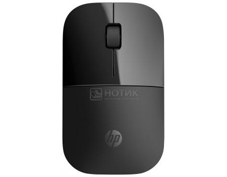 Мышь беспроводная HP Z3700 Black, 1200dpi, Черный V0L79AA