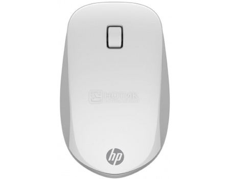 Фотография товара мышь беспроводная HP Z5000 White, 1200dpi, BT, Белый E5C13AA (47351)