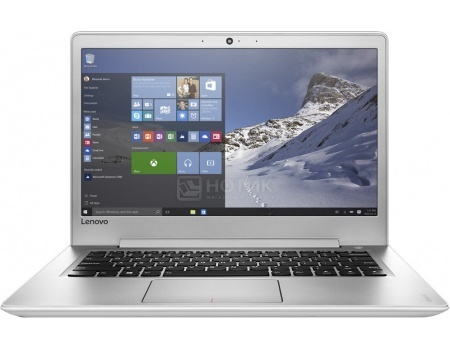 Ноутбук Lenovo IdeaPad 510s-14 (14.0 LED/ Core i7 6500U 2500MHz/ 8192Mb/ HDD 1000Gb/ Intel HD Graphics 520 64Mb) MS Windows 10 Home (64-bit) [80TK0066RK]