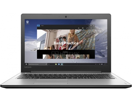 Ноутбук Lenovo IdeaPad 310-15 (15.6 LED/ Core i3 6100U 2300MHz/ 4096Mb/ HDD+SSD 500Gb/ Intel HD Graphics 520 64Mb) MS Windows 10 Home (64-bit) [80SM00D6RK]