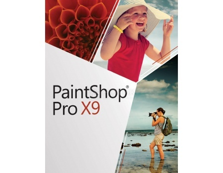Электронная лицензия Corel PaintShop Pro X9 ESD, ESDPSPX9ML (RU/EN)