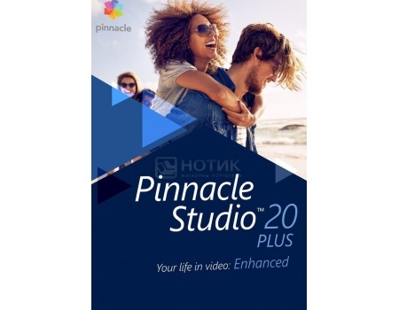Электронная лицензия Corel Pinnacle Studio 20 Plus ESD, ESDPNST20PLML (RU/EN)