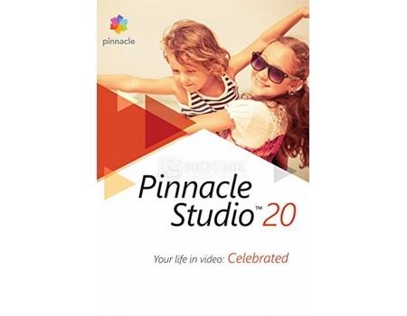 Электронная лицензия Corel Pinnacle Studio 20 Standard ESD, ESDPNST20STML (RU/EN)