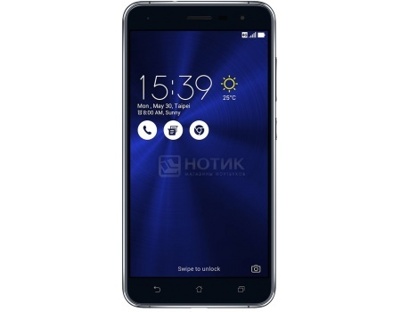 Смартфон Asus Zenfone 3 ZE552KL (Android 6.0 (Marshmallow)/MSM8953 2000MHz/5.5