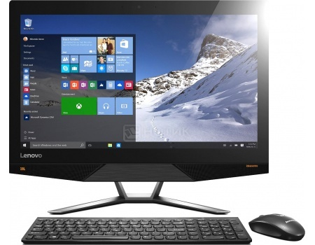Моноблок Lenovo IdeaCentre 700-24 (23.8 LED/ Core i7 6700 3400MHz/ 8192Mb/ HDD+SSD 1000Gb/ NVIDIA GeForce GT 930A 2048Mb) Free DOS [F0BE00E5RK]