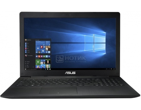 Ноутбук Asus A553SA (15.6 LED/ Celeron Dual Core N3050 1600MHz/ 2048Mb/ HDD 500Gb/ Intel HD Graphics 64Mb) MS Windows 10 Home (64-bit) [90NB0AC1-M06210]