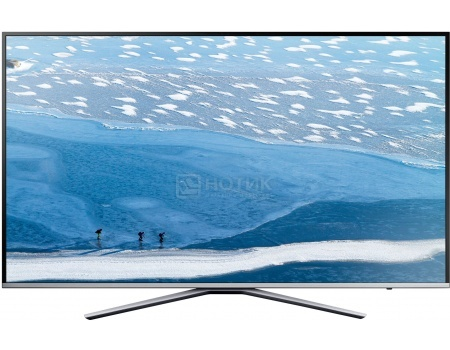 Телевизор Samsung 43 UE43KU6400U UHD, Smart TV, CMR 1500, Серебристый