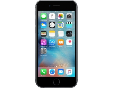 Смартфон Apple iPhone 6s 32Gb Space Gray (iOS 10/A9 1840MHz/4.7