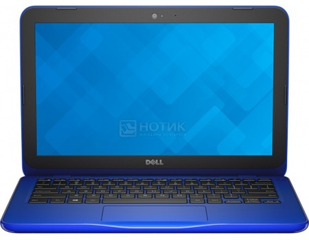 Ноутбук Dell Inspiron 3162 (11.6 LED/ Celeron Dual Core N3060 1600MHz/ 2048Mb/ HDD 500Gb/ Intel HD Graphics 400 64Mb) MS Windows 10 Home (64-bit) [3162-0552]
