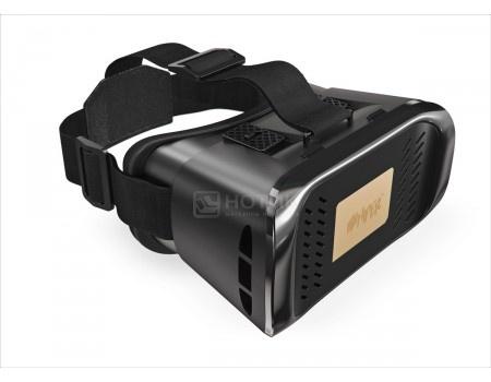 Очки виртуальной реальности для смартфонов HIPER VR VRX, Черный от Нотик