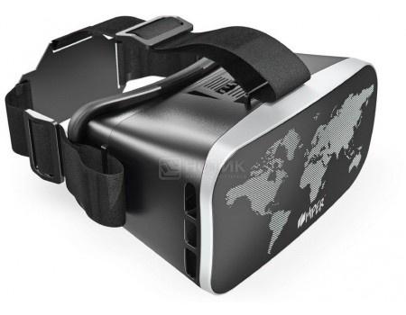 Очки виртуальной реальности для смартфонов HIPER VR VRW, Черный