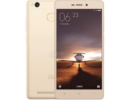 "Смартфон Xiaomi Redmi 3S (Android 6.0 (Marshmallow)/MSM8937 1400MHz/5.0"" (1280x720)/3072Mb/32Gb/4G LTE 3G (EDGE, HSDPA, HSPA+)) [Redmi 3S GD 32GB] от Нотик"